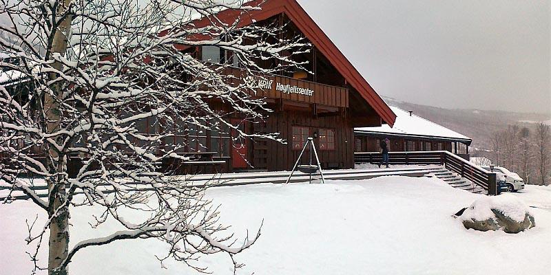 Vinterkurs i Hemsedal