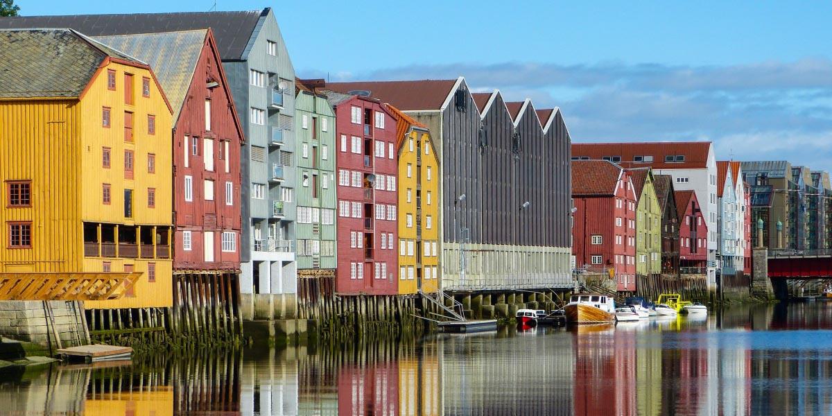 Tilbake til Trondheim